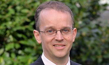 Keith Brennan, Associate Dean for Internationalisation