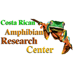 Costa Rican Amphibian Research Center logo